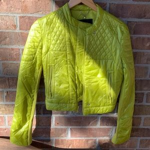 BCBG Maxazria Josh Padded/Puffer Jacket, Sz XS